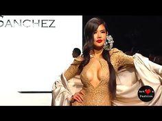 ADOLFO SANCHEZ Los Angeles Art Hearts Fashion Spring Summer 2017 - Fashion Channel - YouTube