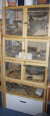 IKEA Hackers: Ivar cages for your degus