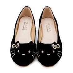 Roz Suede Kitten Embroidered Slip On Sandals 5enlPP