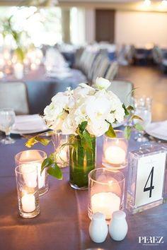 Keshia + Alex Four Seasons Dallas Summer Wedding | Perez Photography | Branching Out Floral