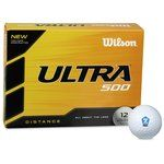Wilson Ultra Golf Ball - Dozen - Quick Ship