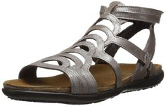 Naot Women's Sara Gladiator Sandal -- See this awesome image  - Strappy sandals