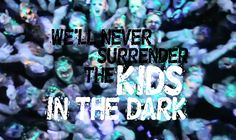 all time low - kids in the dark <3