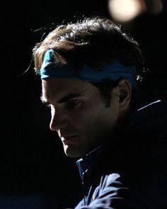 Roger Federer - Low key
