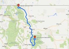 Planning A Cross Country Road Trip In USA? Here's A List Of The Best Routes For Epic Road Trips In USA!
