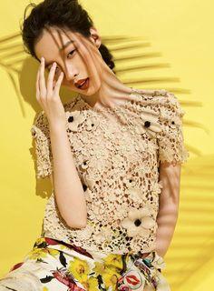 Meng Lu for Fashion Gone Rogue