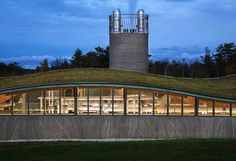 Biomass Heating Facility at the Hotchkiss School Centerbrook Architects and Planners