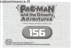 Pac-Man and the Ghostly Adventures: Retro Figurina n. 156 -