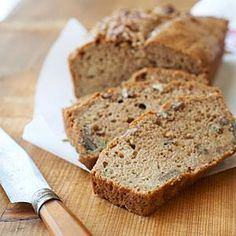 Start with a package of spice cake mix and add shredded zucchini and pecans for an easy version of sweet zucchini bread. For best results, shred zucchini using the large holes on a box grater.