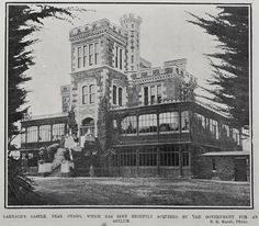 victorian lunatic asylums | ... was acquired for an asylum, 1906, Sir George Grey Special Collections