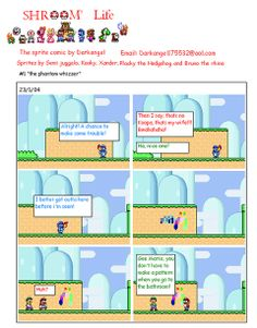 Fan comics based on the Super Mario Bros universe made for fans by fans, why not send in your own and get your own section! Mario Comics, Super Mario Bros, Universe, Fans, Life, Comics, Cosmos, Space, The Universe