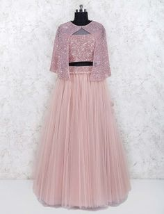 Party Wear Indian Dresses, Designer Party Wear Dresses, Indian Gowns Dresses, Indian Bridal Outfits, Indian Fashion Dresses, Dress Indian Style, Indian Designer Outfits, Girls Fashion Clothes, Indian Wedding Gowns