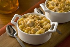 Four Cheese Turkey Mac & Cheese