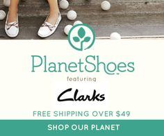 Shop Clarks at PlanetShoes!