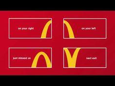 Nike, McDonald's, Smirnoff: The best marketing campaigns of 2018 (part Mc Donald Ads, Mc Donald Logo, Fast Food Advertising, Brand Advertising, Mcdonalds, Best Marketing Campaigns, Cossette, Smirnoff, Motion Design