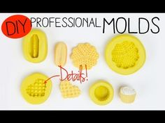 MOLD LIKE A PRO - How To Make Professional Silicone Molds
