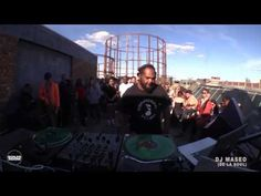 DJ Maseo (De La Soul) Boiler Room London DJ Set - YouTube...HOT TO TROT