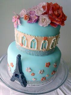 Este será mi pastel de cumpleaños