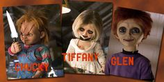 Chucky and His Family | Mod The Sims - 'SEED OF CHUCKY' Family *Happy Halloween!*