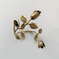 The Briar Rose Cuff is a simple design that wraps elegantly around the wrist. Inspired by the graceful beauty of climbing English roses, it is a. Briar Rose, English Roses, Simple Designs, Cuffs, Drop Earrings, Inspiration, Beauty, Jewelry, Fashion