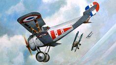 1917 Nieuport 24c1bis, Escadrille N97
