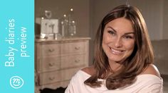 We got a sneak preview of Samantha Faiers Baby Diaries, a fascinating new fly on the wall TV show all about her journey through pregnancy