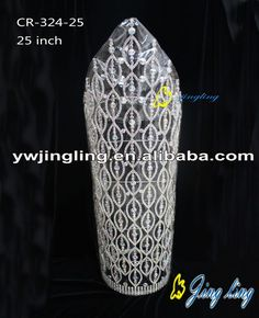 Pageant Crown Big Size Crown Manufacturer and Supplier