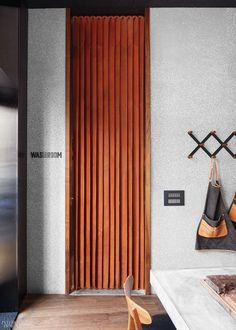 Designer: Hacin + Associates. Project:Glass House.Site:Cambridge, Massachusetts.Photography by Michael Stavaridis.