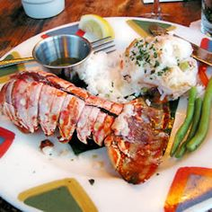Broiled Lobster Tails. This is the best lobster recipe I've ever had. broil lobster, recip ive, recip i39v, seafood, tail recip, lobster tail, lobsters, yum, lobster recipes