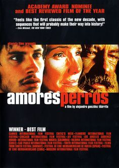 #Movie #Film #AmoresPerros Today's Throwback: Amores perros (2000) #movie #throwback: Synopsis: A horrific car accident connects three…