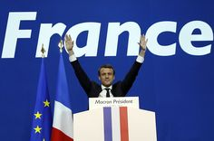 Markets Are Saying 'Vive La France' After Election Results