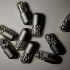 Emergency Glitter Pills. To put The sparkle back into your day. Use when necessary.