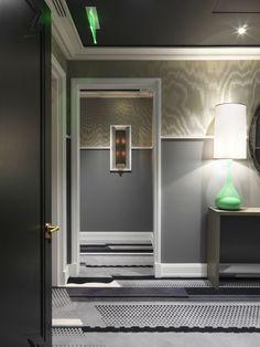 Интерьер отеля Nolinski в Париже