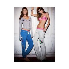 Victoria's Secret: Abbey Lee Kershaw & Behati Prinsloo > Fashion Pictures & Videos found on Polyvore