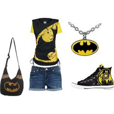 Batman I know a few people who would love this outfit
