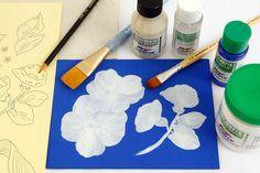 Garrafas decoradas com pintura - Portal de Artesanato - O melhor site de artesanato com passo a passo gratuito