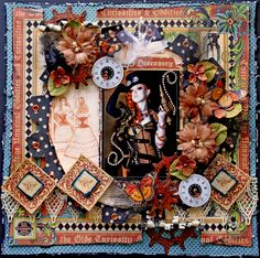 Reneabouquets    Discovery **SCRAPS OF DARKNESS** March Kit-Needful Things - Scrapbook.com