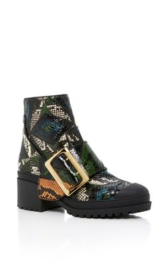 Whitchester Ankle Boot by BURBERRY for Preorder on Moda Operandi