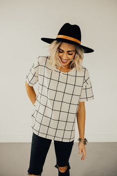 Rainee Cotton Top in Ivory | ROOLEE