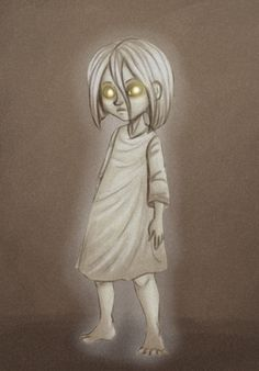 Myling- Scandinavian folklore: the ghost of unbaptized children that are forced to roam the earth until they are buried properly. They chase lonely travelers at night and ride their backs to a graveyard. They grow heavier as they near it. If a persona turns out to be unable to finish the task, the myling will kill the traveler out of frustration.