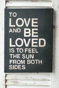 A beautiful thought!