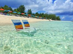 Adult Activities aboard Disney  Cruise Line - Serenity Bay adult beach on Castaway Cay