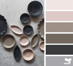 ceramic hues | design seeds | Bloglovin'