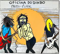 Bandas Obscuras - Oficina Do Diabo (A.K.A.The Devil's Workshop)
