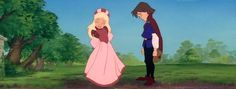 The Swan Princess. I can relate to this.