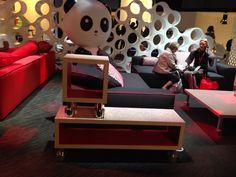 Panda Collezione by Patricia Urquiola for Cappellini #MilanoDesignWeek #iSaloni2015