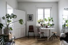 Green living space