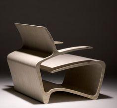 The Koura Chair, designed by Jukka Lommi