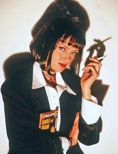 Mrs Mia Wallace