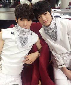 Jaehyun and Jeno #SMROOKIES